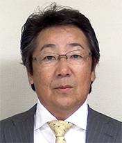 服部社長の写真