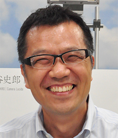庄司ゼネラルマネージャーの写真