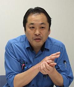 嶋田雅志氏の画像