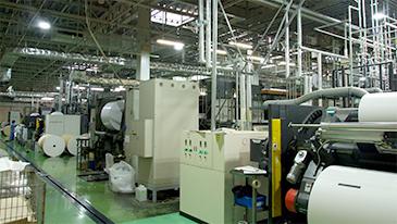 印刷所の画像