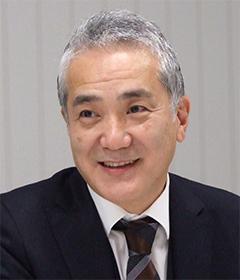 取締役 副社長 大田治夫氏の写真