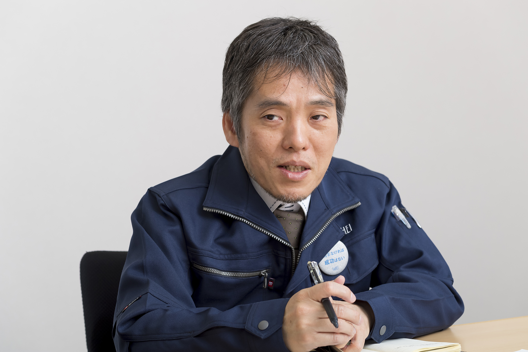 石田 幸義氏の画像