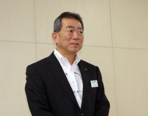 FFGS 専務執行役員 松浦国治郎の画像