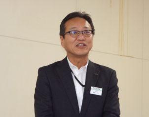 FFGS 常務執行役員 柳川尚の画像