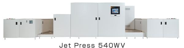 Jet Press 540WV