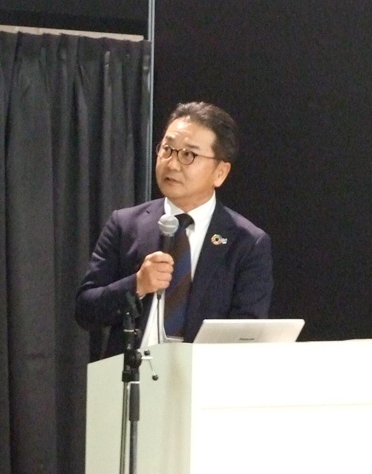 株式会社北四国グラビア印刷 取締役常務 奥田 真司氏