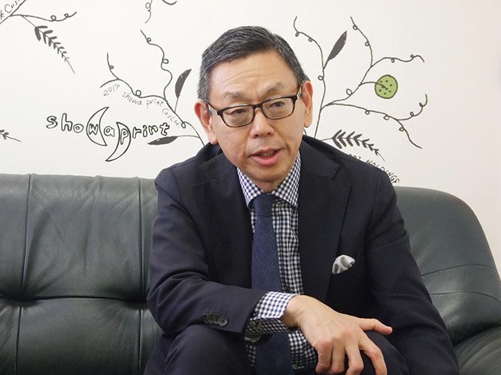 株式会社アサプリホールディングス代表取締役社長 松岡祐司