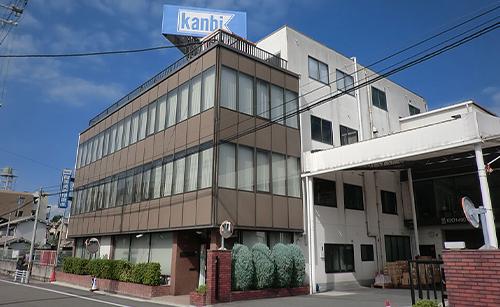 関西美術印刷株式会社_社外風景