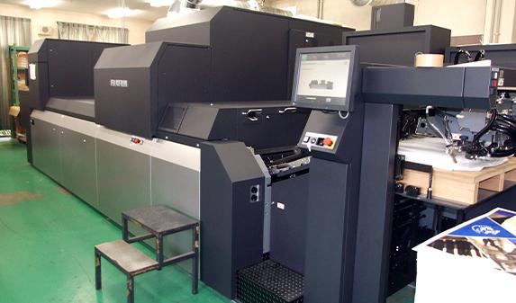 Jet Press 750S