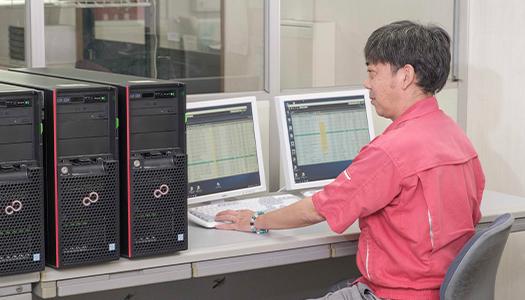 XMF Remoteによりデータの受け渡しや校正のやり取りが大幅に効率化した。