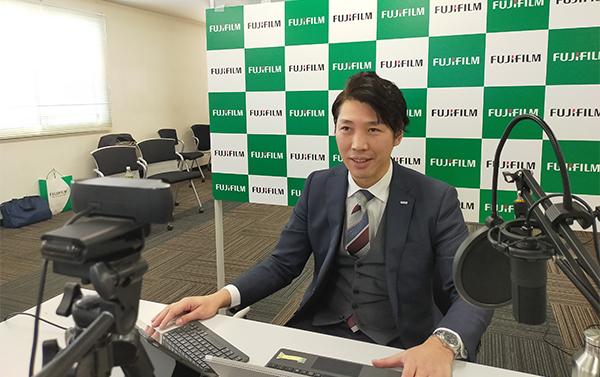 東洋株式会社 製造部 部長代理 加藤雅章氏