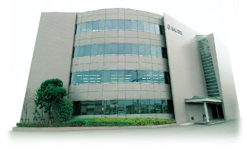 福博株式会社の本社屋画像