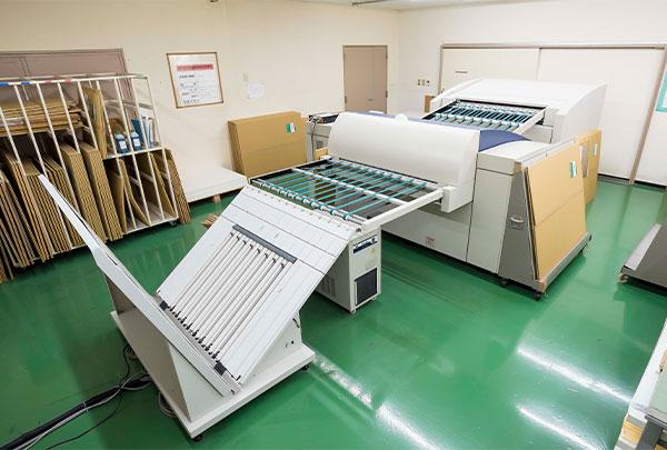 戸田工場_刷版室の画像