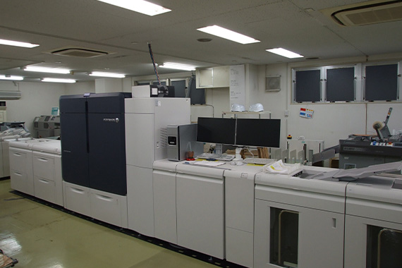 Iridesse™ Production Pressの画像